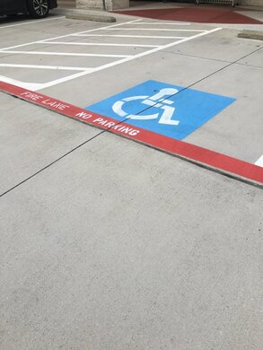 ADA compliant space in Baton Rouge, LA